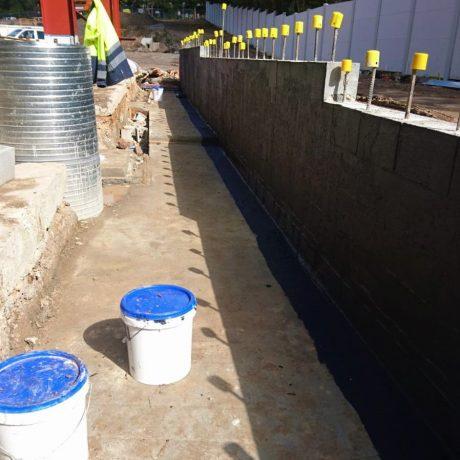 hibuild retaining wall